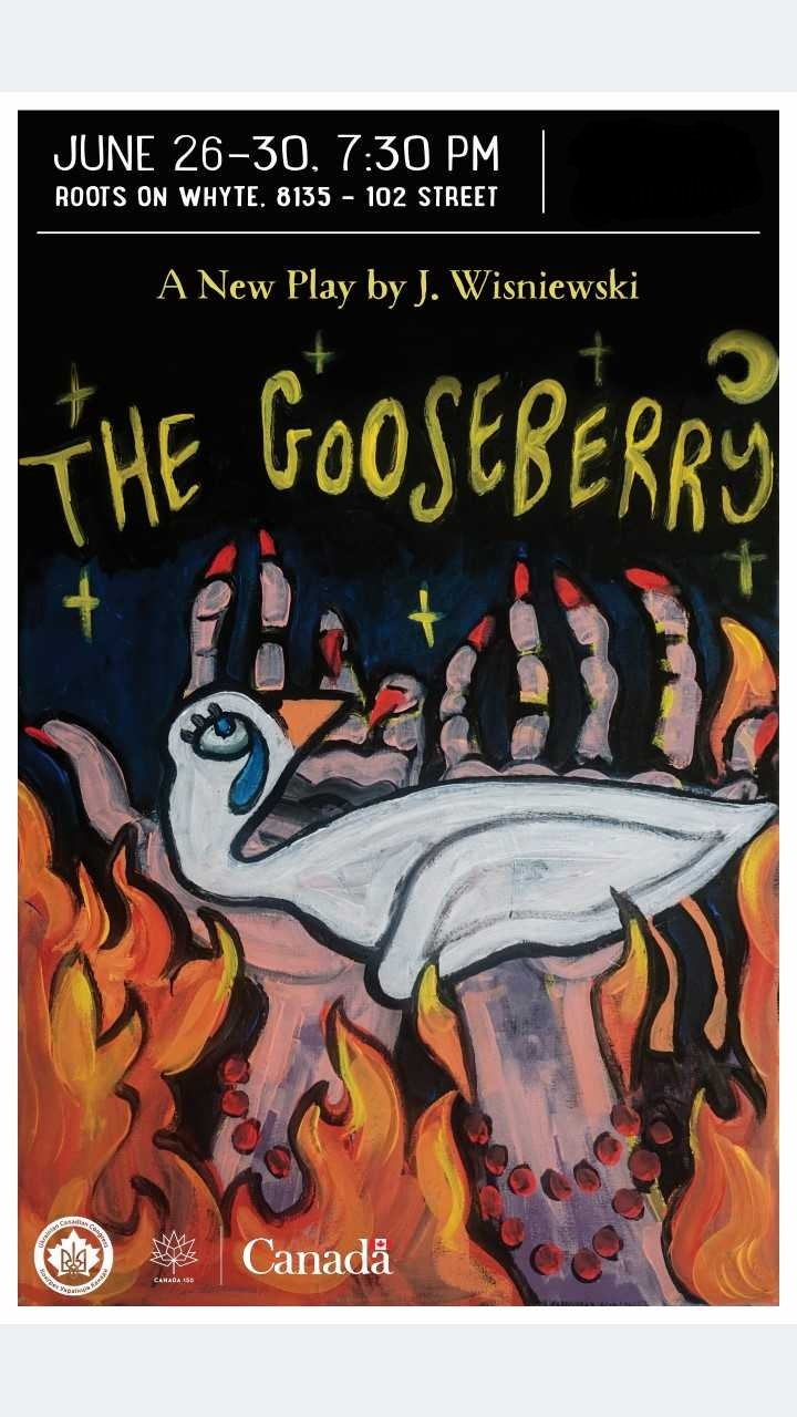 The Gooseberry: A Play In One Act