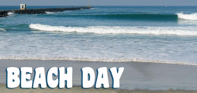 Beach Day in Mulhurst