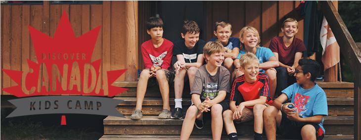 Discover Canada Kids Camp